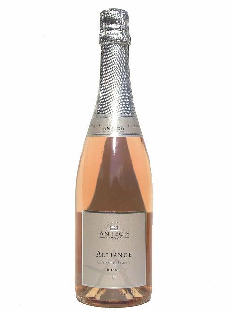 Antech Limoux Alliance Crémant Brut rose