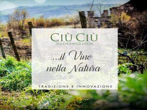 Ciu Ciu il vino nella natura