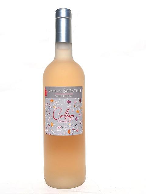 Clos Bagatelle Colline d'Assignan rose